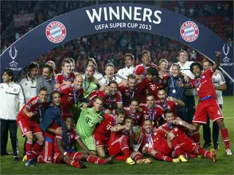 Bayern Munich Supercopa 1(1)