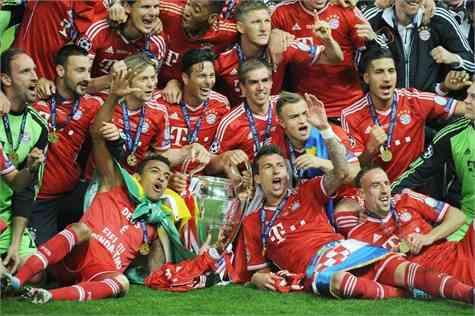 Bayern Munich Supercopa