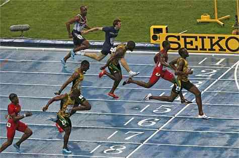 Bolt Moscú