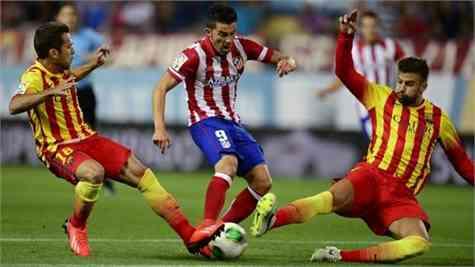 Supercopa Atlético Barcelona
