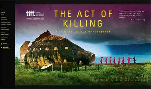 The Act of Killing 1(1)