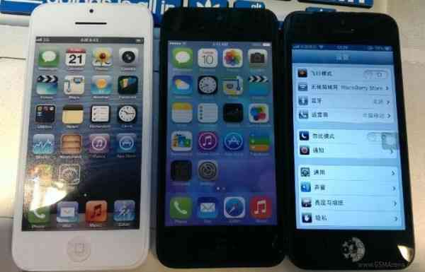 iPhone 5s vs iPhone low cost
