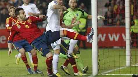 España Finlandia Eliminatorias(1)