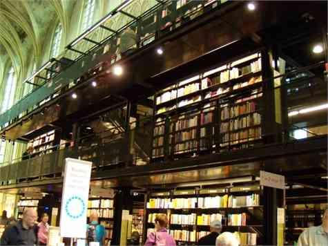 Librerías turísticas