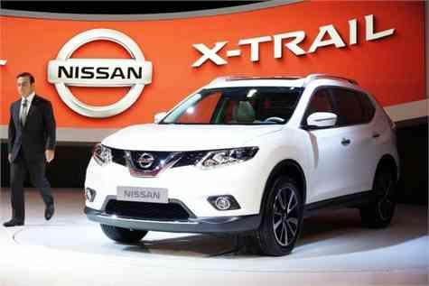Nissan X-Trail 2014(1)