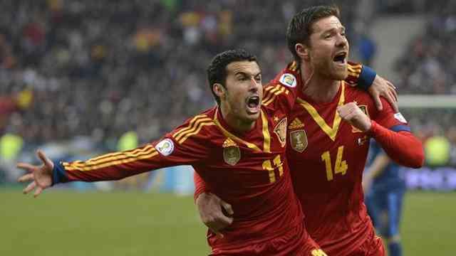 España Mundial 2014