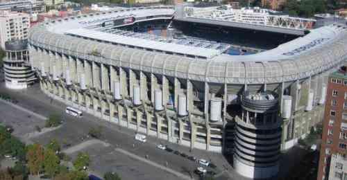 Real Madrid Microsoft