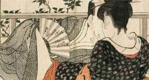 Shunga, el sexo japonés llega a Londres