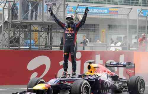 Vettel campeón 2013