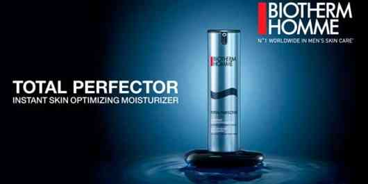 campana biotherm homme total perfector