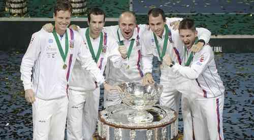 República Checa gana la Copa Davis