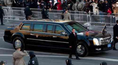 Limusina Obama