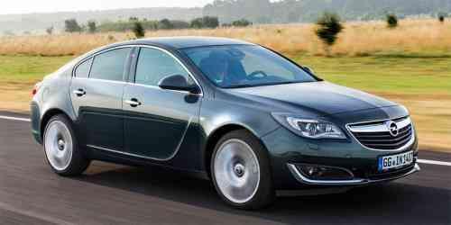 Opel Insignia: tercera generación