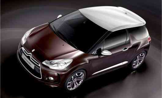citroen ds3 personalizable