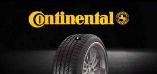 Continental nos recuerda la importancia de utilizar neumáticos en buen estado en nuestro coche