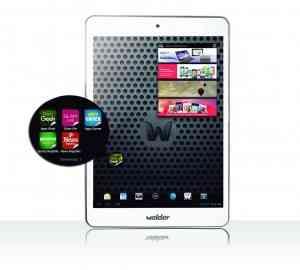 Aplicaciones de Mobiles Republic en los dispositivos Wolder Electronics