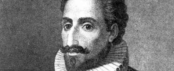 Restos de Miguel Cervantes