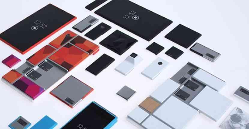 Smartphones a la carta de Google