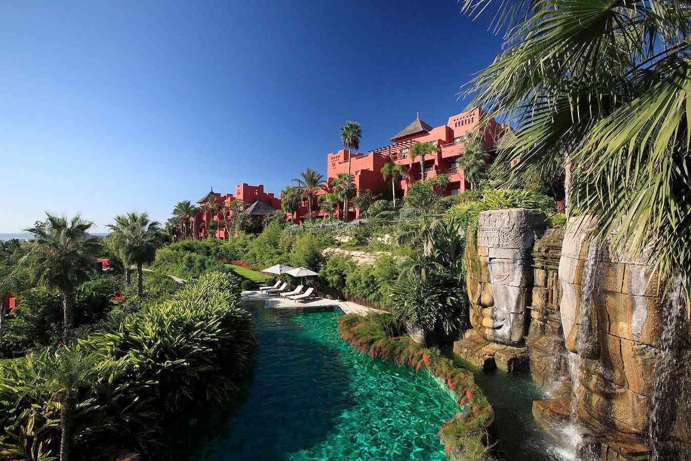 Hoteles de lujo en Asia