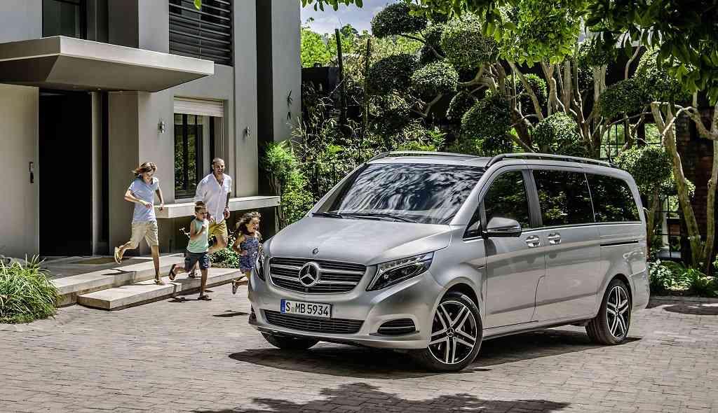 Mercedes-Benz Clase V 1