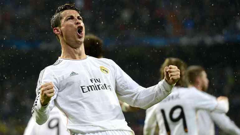 Raul Messi Cristiano 1