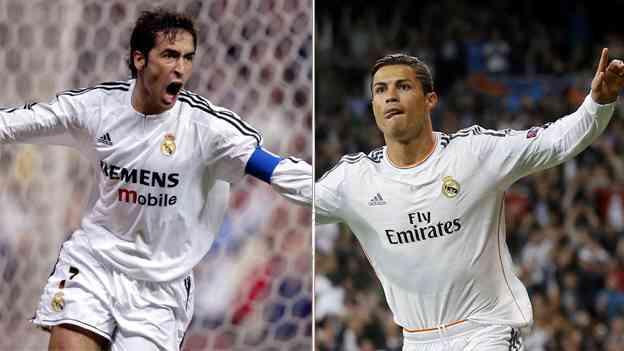 Raul Messi Cristiano 2