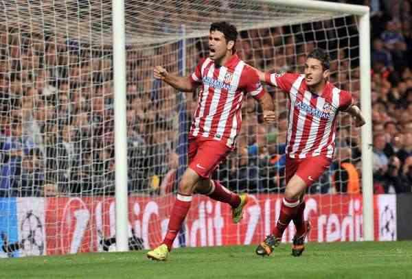 Atlético Madrid 1