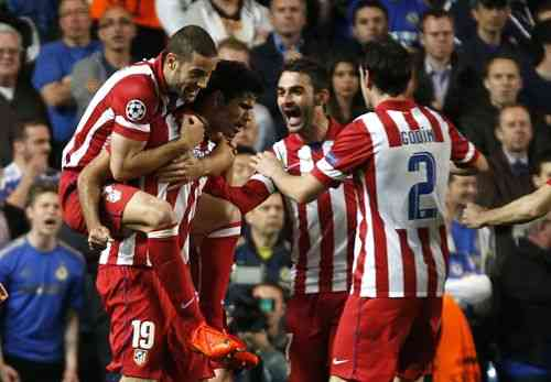 Atlético Madrid 2