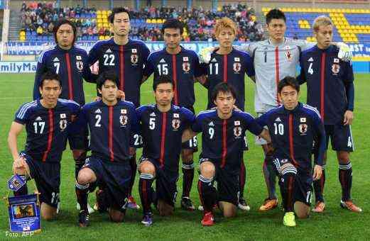 Selección-Japón