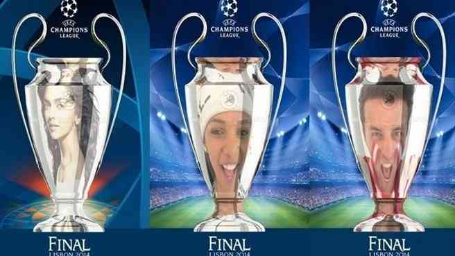 Selfie Champions League