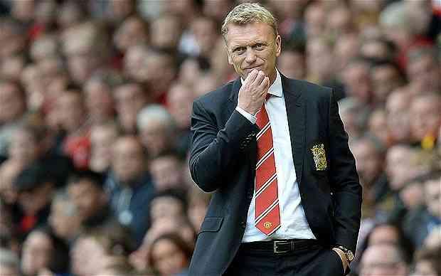 David Moyes Manchester United 1