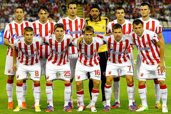 Estrella Roja de Belgrado 1