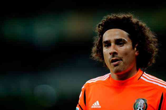 Guillermo Ochoa Arsenal 1