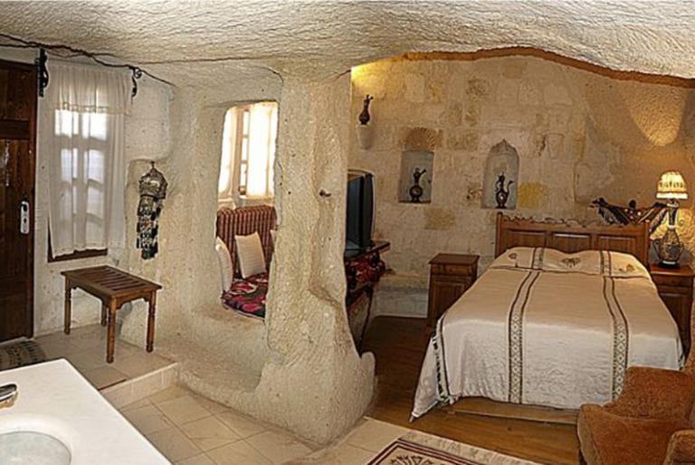 Relais & Chateaux, a puro lujo en Capadocia