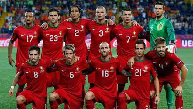 Selección-de-Portugal