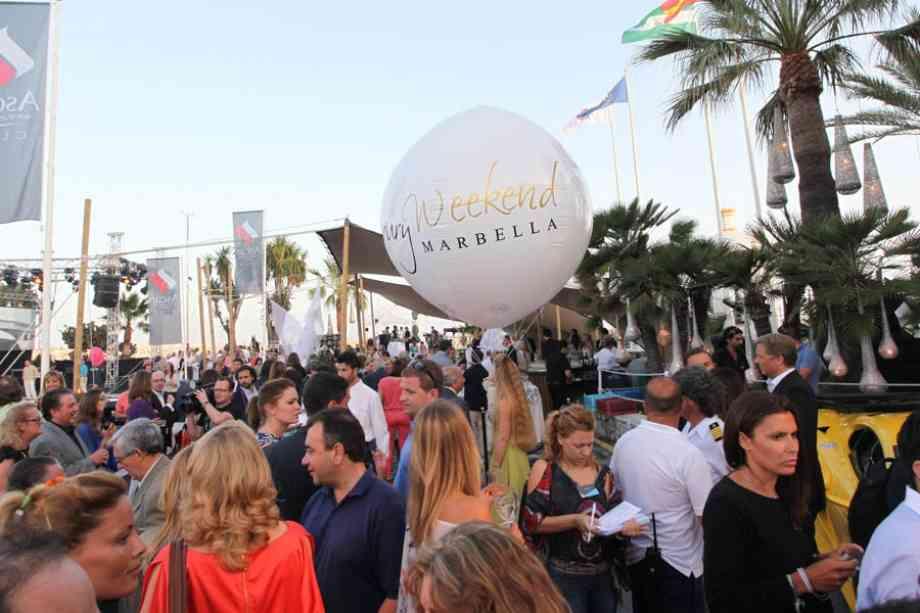 Semana del lujo Marbella 2014 2