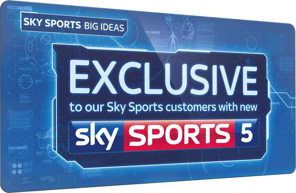Sky Sports 5 1