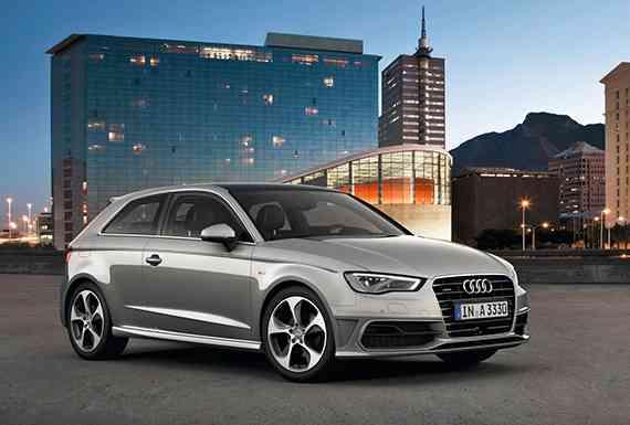 Disfruta de tus contradicciones con el nuevo Audi A3 Adrenalin