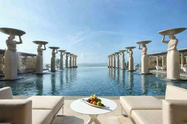 The Mulia, un hotel a puro lujo en la isla de Bali