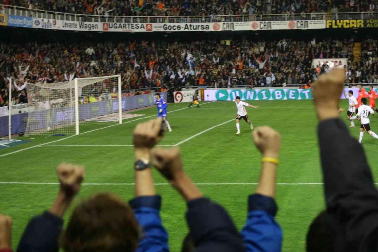 Valencia Champions League