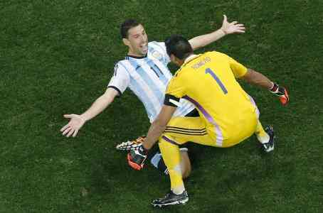argentina finalista del mundial de brasil