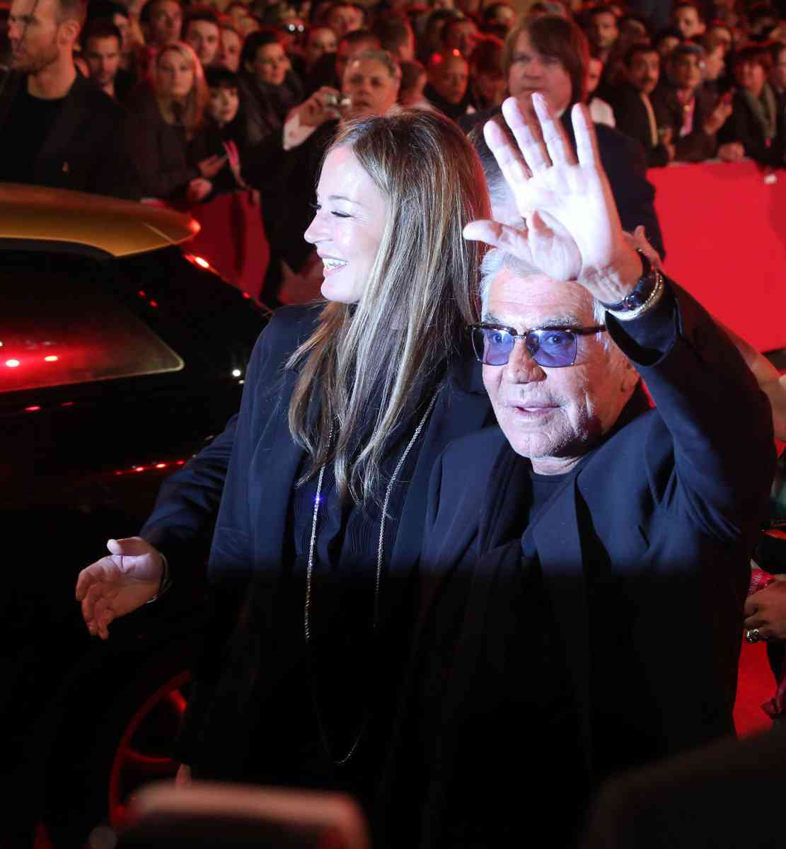 Eva and Roberto Cavalli - Life Ball
