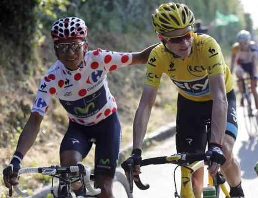 Froome y Quintana los grandes favoritos para la Vuelta a España 3