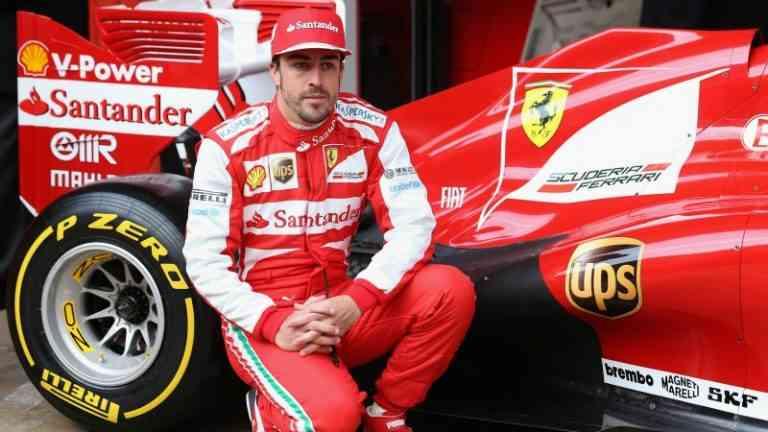 Alonso y Ferrari cada vez más distanciados