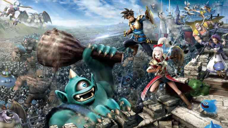 Square Enix presenta el servicio de juegos streaming Dive In