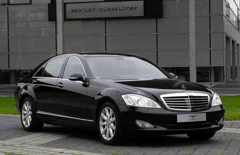 Mercedes Maybach Clase S: el lujo se sube a cuatro ruedas