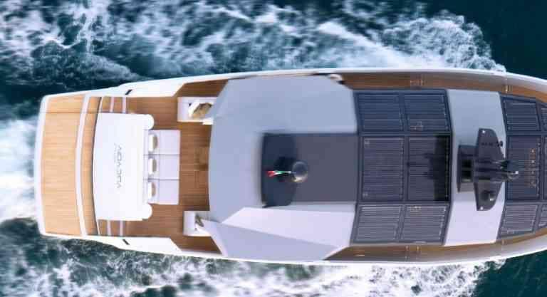 Arcadia 85 US: el lujo y la ecología a bordo de yate