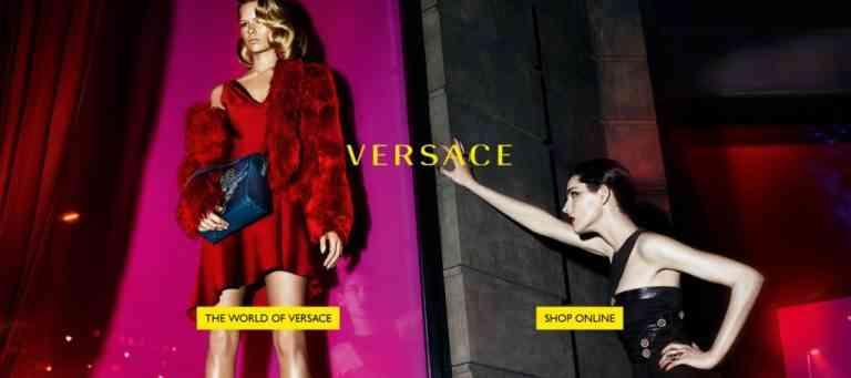 La tienda Versace de Barcelona ya se encuentra funcionando