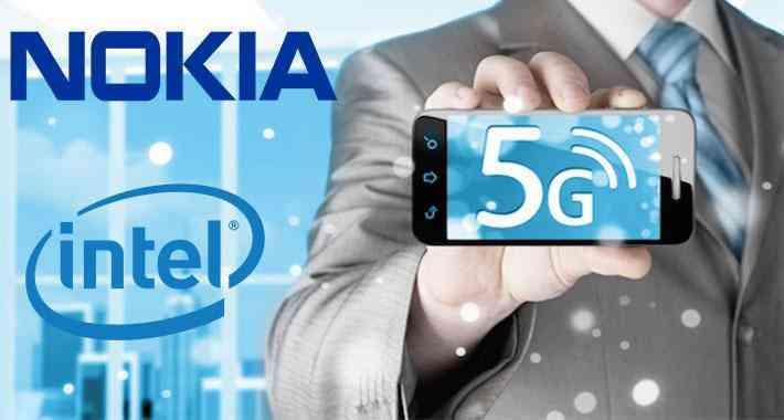 Nokia crea la primera conexión 5GTF empleando la plataforma de pruebas móviles 5G de Intel