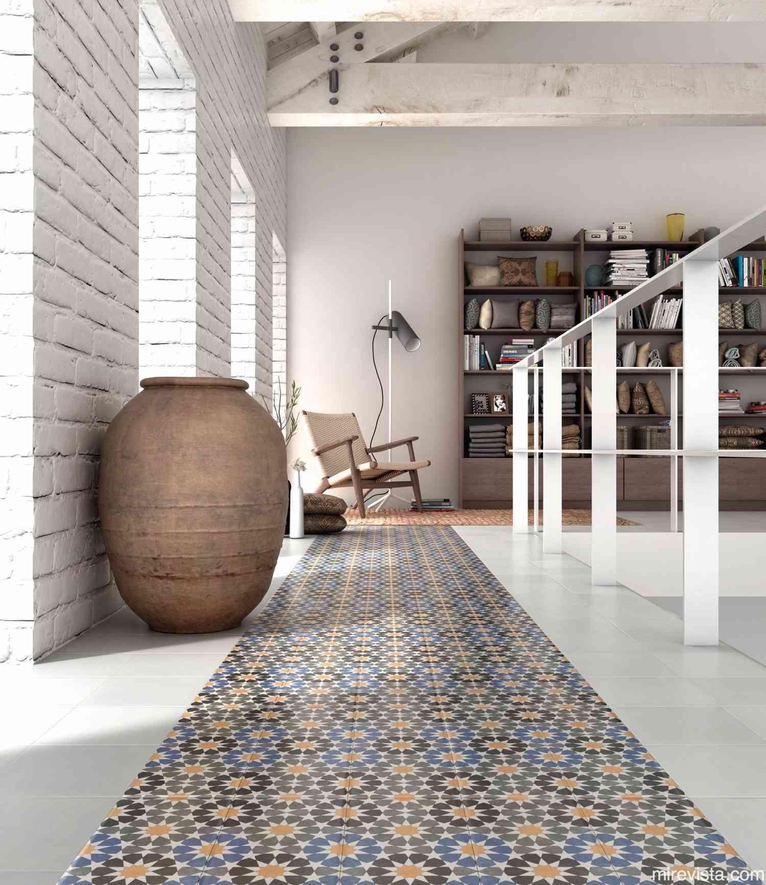 Tendencias cerámicas para decoración de interiores 5